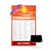 Kumyoung Filipino Song Packs