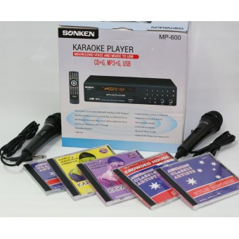 Sonken MP600 Karaoke Player