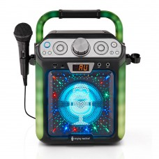 Singing Machine Groove Cube Karaoke System
