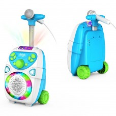 Singing Machine Bluetooth® KIDS Walk & Sing Station